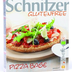 Fond De Pizza Sans Gluten SCHNITZER