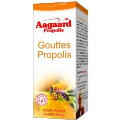 Gouttes à La Propolis AAGAARD