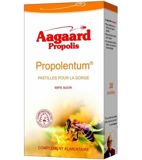 Propolentum pastilles à la propolis (LA P'TITE MAISON DU BIO)