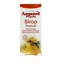 Sirop Pectoral à La Propolis Aagaard
