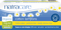 Tampons Avec Applicateur Regular NATRACARE