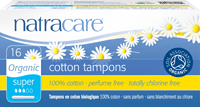 Tampons Avec Applicateur Super NATRACARE