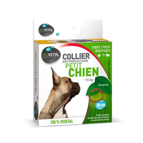 Biovetol Collier Chien