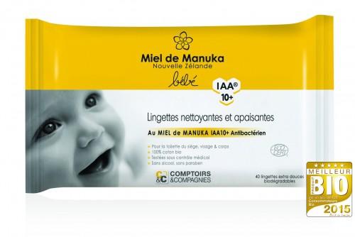 C&C Lingettes Manuka
