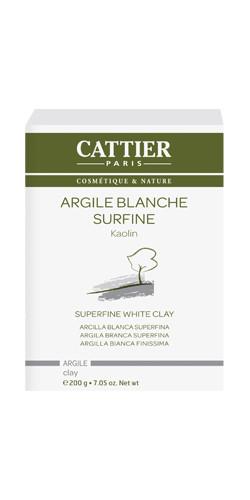 Cattier Argile Blanche Surfine