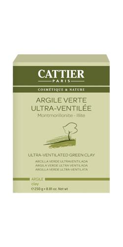 Cattier Argile Verte Ultra Ventilee Vrac