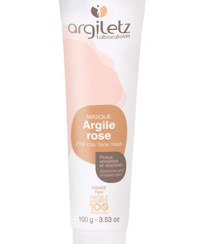 Cattier Masque Argile Rose