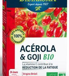 Complexe Acerola + Baie De Goji Bio DIETAROMA