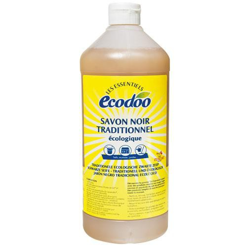 Ecodoo Savon Noir Traditionnel