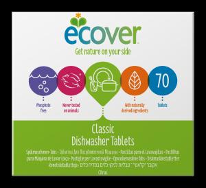 Ecover Tablette Lave Vaisselle