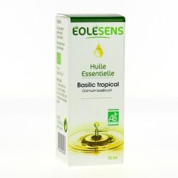 Huile Essentielle Basilic Bio Eolésens