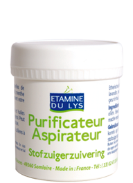 Etamine Lys Purificateur Aspirateur