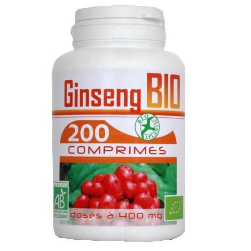 G lules de ginseng bio gph diffusion la petite maison du bio - La maison du ginseng ...