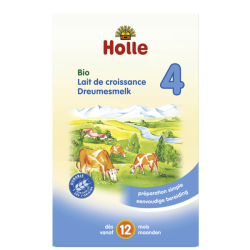Lait De Croissance Bio HOLLE