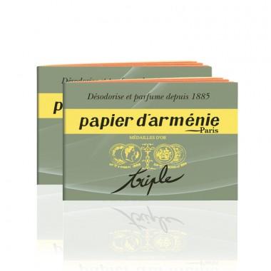 Papier Armenie Triple