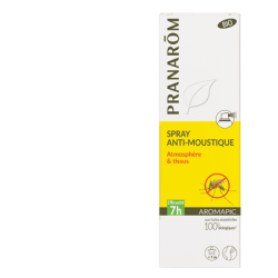 Spray Anti-moustique AROMAPIC Air & Tissus Pranarom