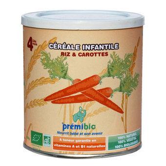 Premilait Cereales Carottes