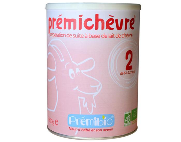 Premichèvre lait bébé 2ème âge (LA P'TITE MAISON DU BIO)
