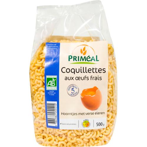 Primeal Coquillettes Oeufs Frais