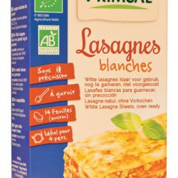 Lasagnes Blanches PRIMEAL