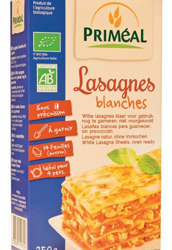 Primeal Lasagnes Blanches