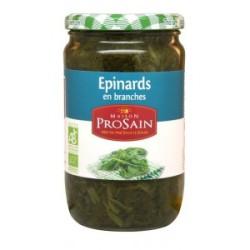 Epinards En Branche Bio PROSAIN