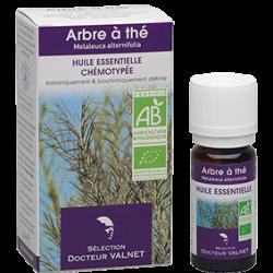 Huile Essentielle Bio Arbre à Thé / Tea Tree DR VALNET