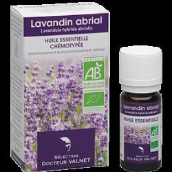 Huile Essentielle Bio Lavandin Abrial DR VALNET