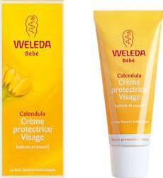 Crème Protectrice Visage Bébé WELEDA