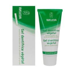 Gel Dentifrice Végétal WELEDA