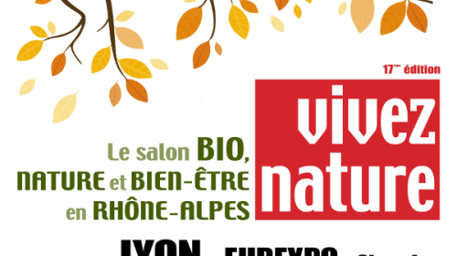 Salon Bio Vivez Nature 2016