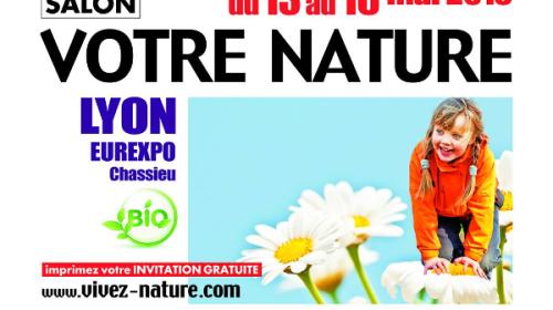 Salon Votre Nature, Lyon