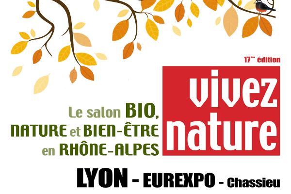 Magasin bio roanne for Salon vivez nature lyon 2017