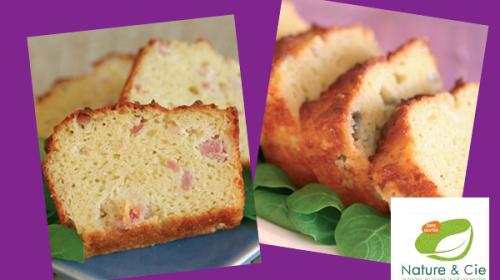 [TEST PRODUIT] Les Cakes Sans Gluten Nature & Cie