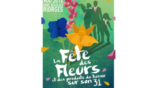 Fête Des Fleurs De Riorges