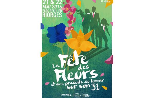 Article Bio Fete Fleurs Riorges 2016