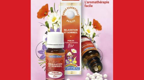 [TEST PRODUIT] Les Perles D'huiles Essentielles Biofloral