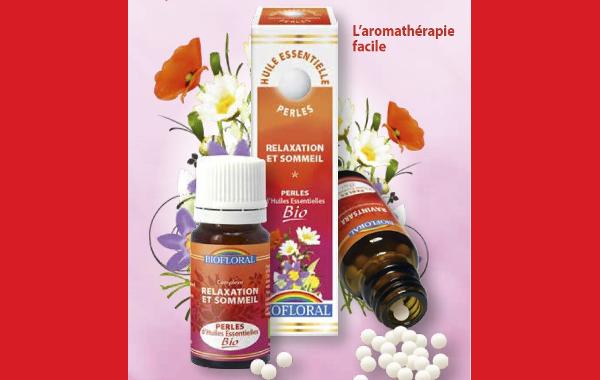 Article Bio Perles Aromatiques Biofloral
