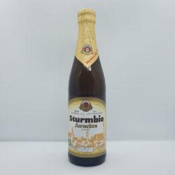 Bière Bavaroise Sturmbio