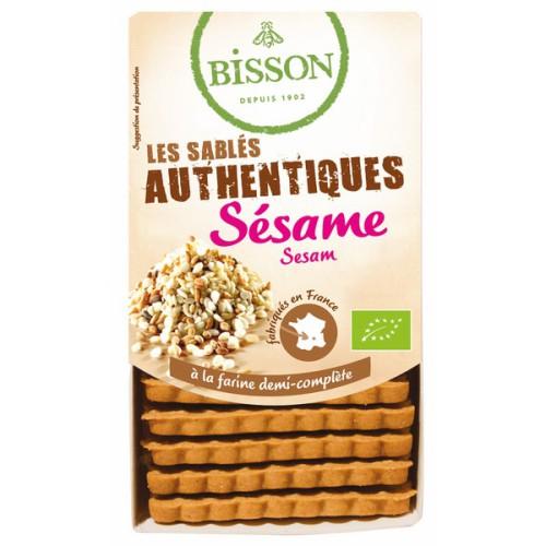 Bisson Biscuits Sesame 175g