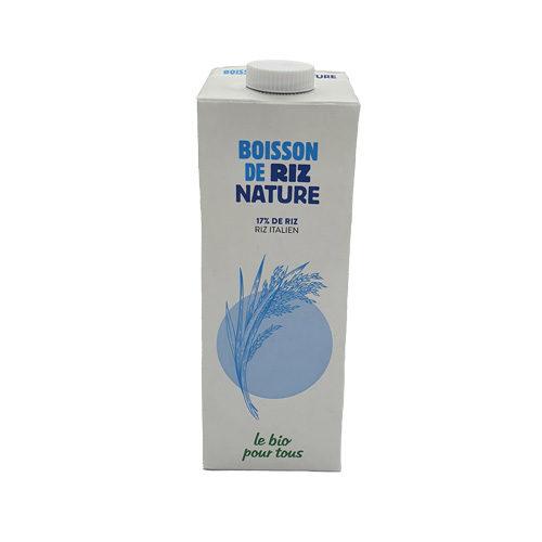 Boisson De Riz Nature Bio