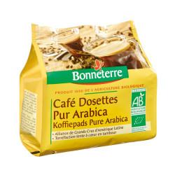 Café Dosettes Bio BONNETERRE