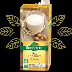 Boisson épeautre/noisette BONNETERRE