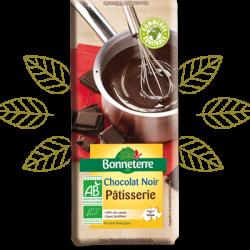 Chocolat Noir Pâtisserie BONNETERRE