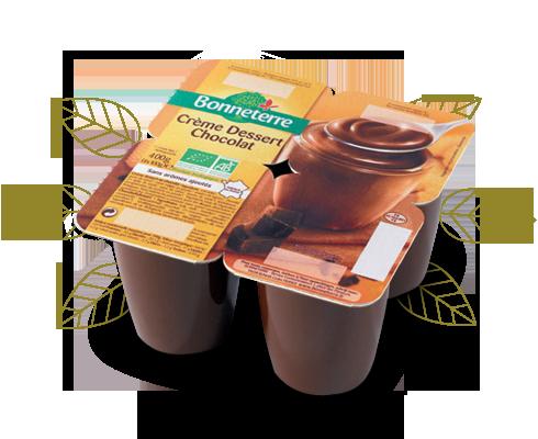 Bonneterre Creme Chocolat