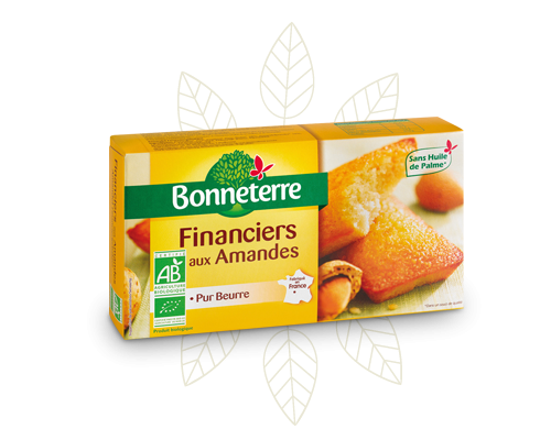 Bonnetterre Financiers Amande