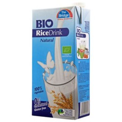 Lait De Riz Rice Drink THE BRIDGE