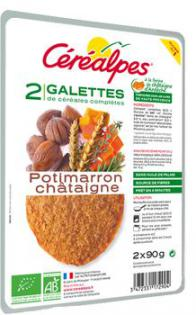 Cerealpes Potimarron Chataigne