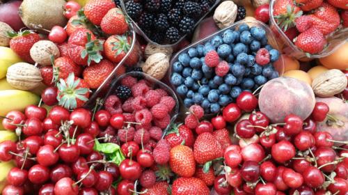Pensez Aux Corbeilles De Fruits Bio !