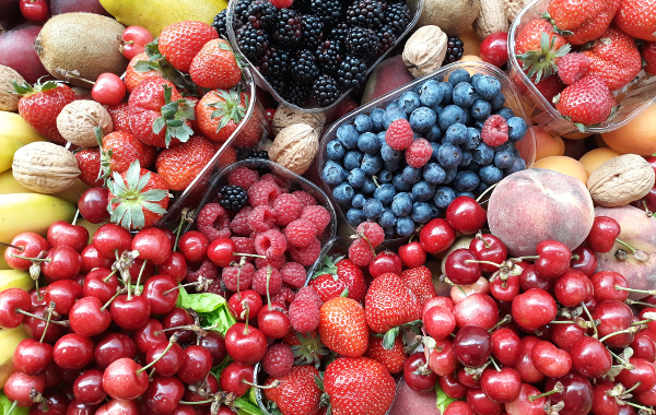 Corbeilles Fruits Bio Roanne